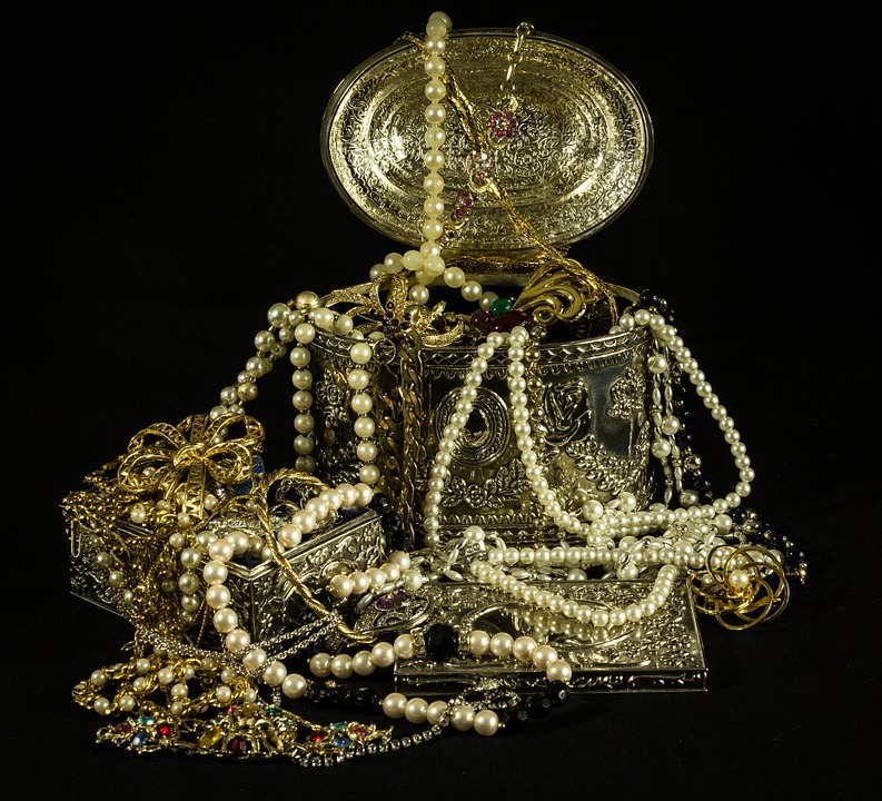 sklep z biżuterią