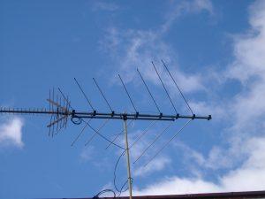 antena do telewizji cyfrowej mux8