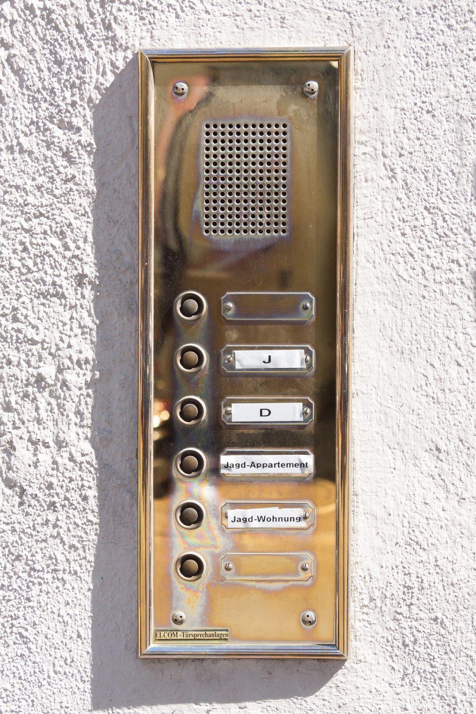 Kontrola dostępu drzwi