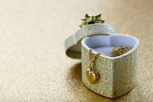 biżuteria na prezent